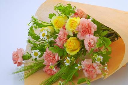 Декоративные цветы - букеты