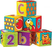 """Playgro. Кубики для воды """"Алфавит"""" (0183838)"""