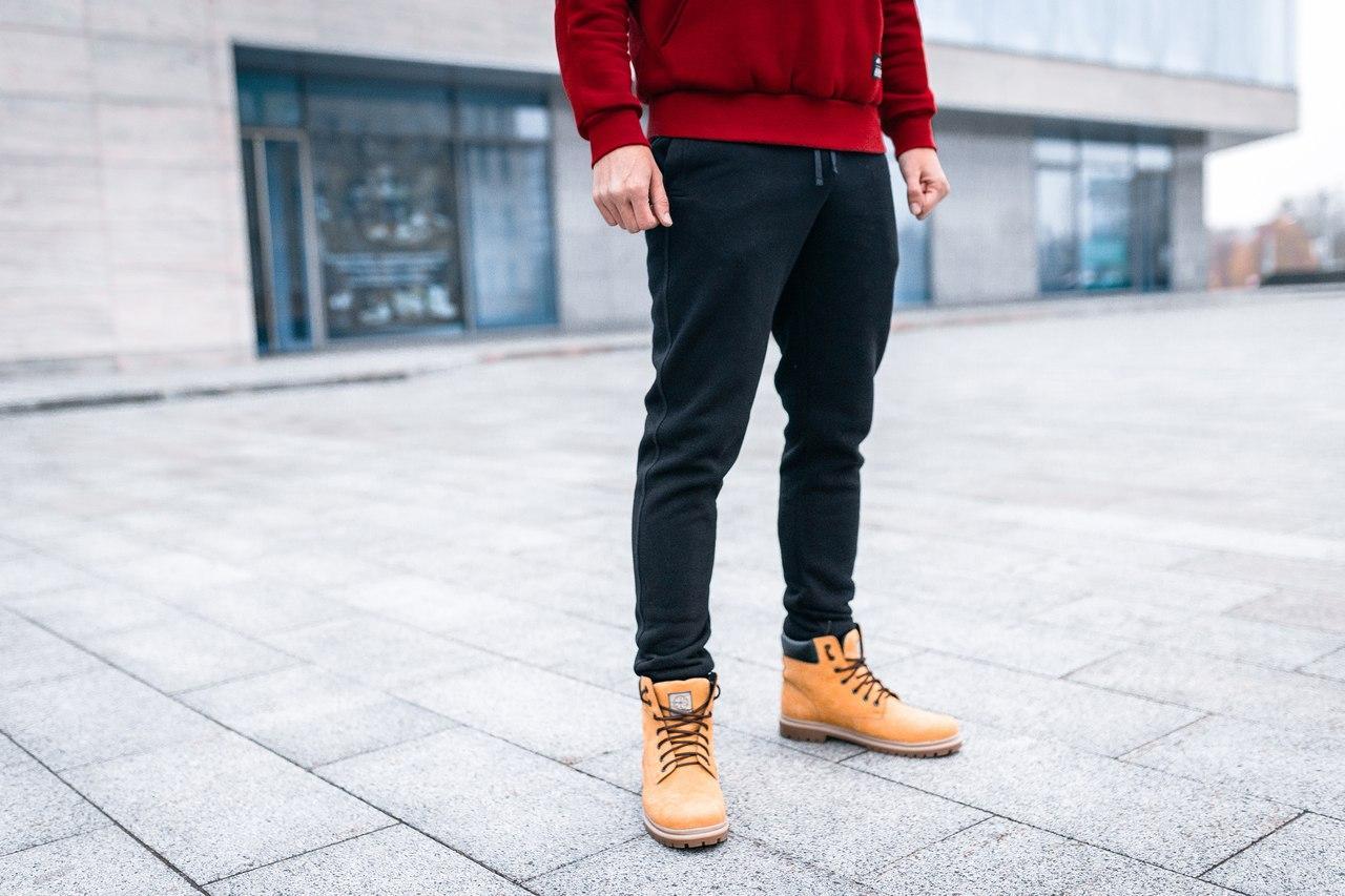c13448c5 Теплые спортивные штаны PUNCH - Jog black - купить по лучшей цене в ...