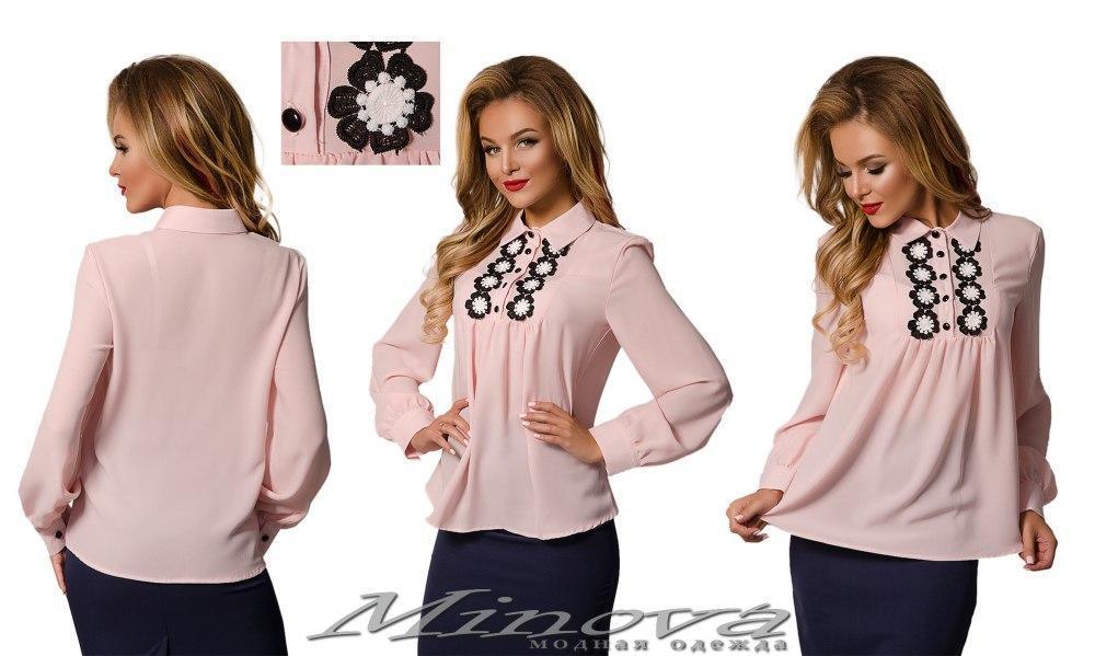 Блуза женская в интернет-магазине недорого Украина Minova ( р. 42-48 )