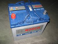 BOSCH Аккумулятор 60Ah-12v (S4025) (232x173x225),L,EN540(Азия)