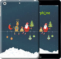 """Чехол на iPad 5 (Air) Christmas v2 """"3306c-26"""""""
