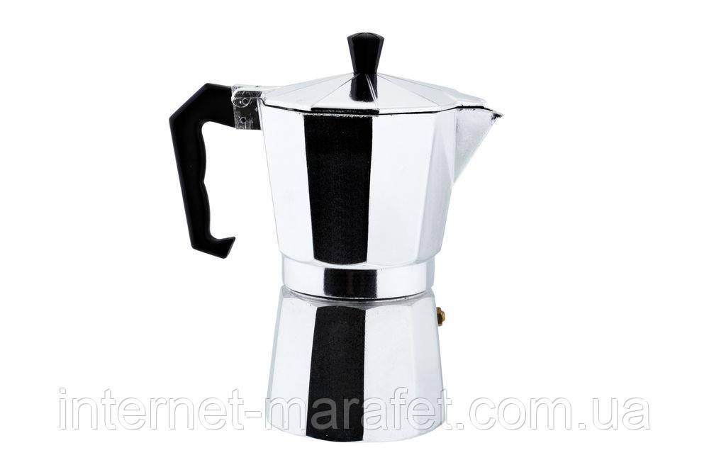 Гейзерная кофеварка Турка (2 чашки)