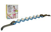 Роликовый массажер Massage Rope, фото 1
