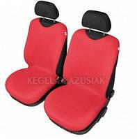 Майки сидения передние красные Kegel Shipt закрытый низ и бока