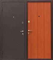 Входные двери металлические уличные