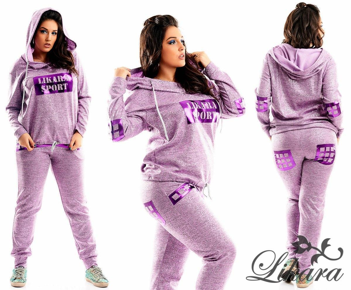 ece8164b Женский спортивный костюм Ангора с напылением размер 48-50,52-54 - Интернет