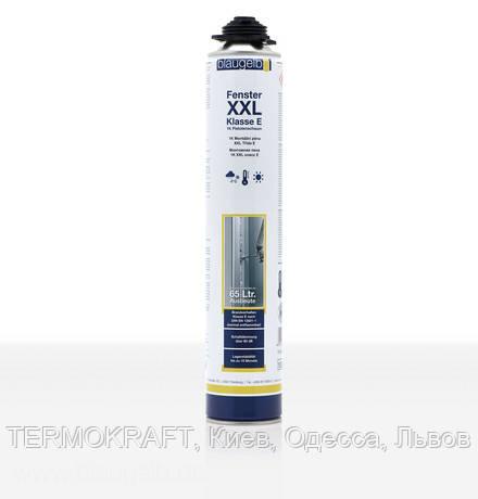Пистолетная пена 1К XXL -5°C до+30°C 65л