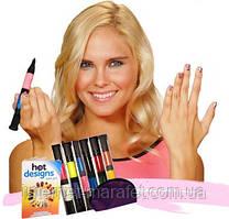 Набір лаків для нігтів Hot Designs