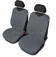 Майки сидения передние Kegel Shipt темно- серая графит, закрытый низ и бока