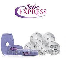 Штамп для нігтів Salon Express