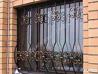 Решетки кованные для окон и дверей
