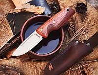 Нож нескладной Скандинав, с деревянной рукояткой, фото 1