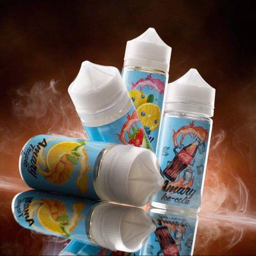 Жидкость для электронных сигарет Amary 100ml Original