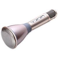 Караоке мікрофон з MP3 плеєром Tuxun K068
