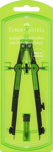 Циркуль Faber-Castell QUICK-SET  Ø 340 mm с рычажным механизмом
