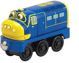 Паровоз Chuggington Wooden Railway Brewster