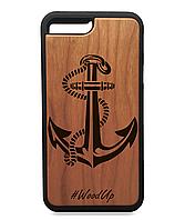 Деревянный чехол на Iphone 6\6s Full Protected