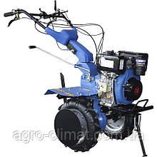 Мотоблок дизельный Зирка GT76D (дизель, 7,6 л.с.,колеса 4.00-10) возд. охл.