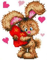 3D-Влюблённый зайчонок