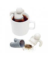 Заварник для чая человечек Mr.Tea