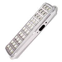 Светодиодный аккумуляторный (аварийный) светильник Feron EL115 (30 LED)