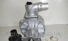 Помпа для воды к мотоблоку WEIMA 1100-6 (диам. патр. 50 мм, алюминий), фото 2
