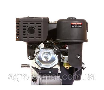 Бензиновый двигатель Weima WM192F-S New (вал 25 мм, шпонка, ручной стартер) 18 л.с., фото 2