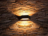 Фасадный светильник Diasha DFB-1115G (серый), фото 3