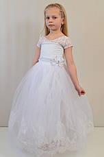 Детское вечернее нарядное платье для бала, утренника, выпуска, фото 3