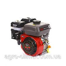 Бензиновый двигатель Bulat BW170F-T/25 (для BT1100) (шлицы 25 мм, 7 л.с.) (Weima 170), фото 2