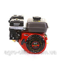Бензиновый двигатель Bulat BW170F-T/25 (для BT1100) (шлицы 25 мм, 7 л.с.) (Weima 170), фото 3