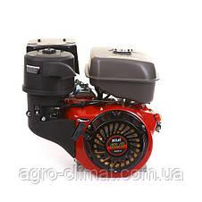 Бензиновый двигатель Bulat BW192F-S (шпонка,18 л.с. ручной стартер) (Weima 192), фото 3