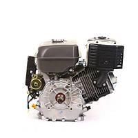 Бензиновый двигатель Bulat BW192FЕ-S (шпонка,18 л.с. электростартер) (Weima 192)
