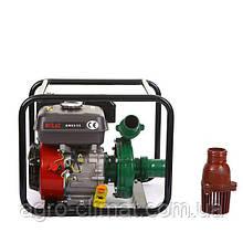 Мотопомпа Bulat BW65-55 (высоконапорная для капельного полива, 35 куб.м/час)