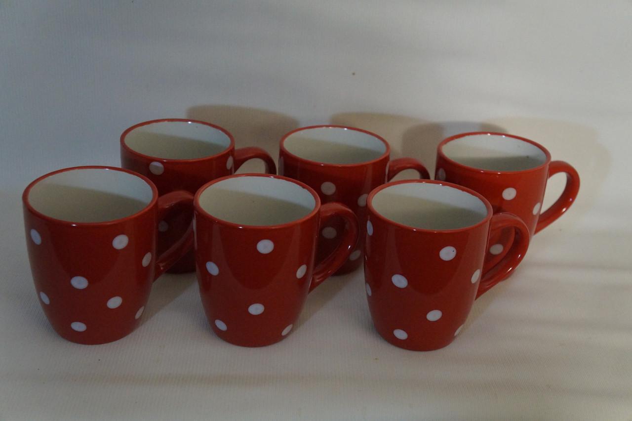 Набор керамических чашек ГОРОХ