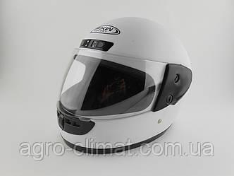 Шлемы для мотоциклов Hel-Met 101 белый глянец, фото 2