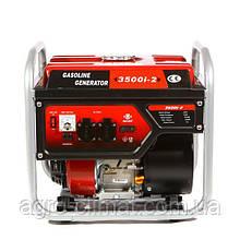 Генератор однофазный бензиновый Weima WM3500i (3,5 кВт,1 фаза, инвертор эконом, ручной стартер)
