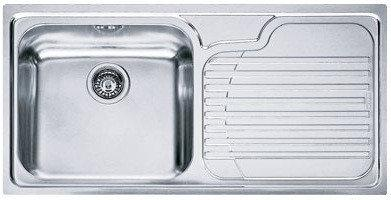 Мойка кухонная  Franke GAX 611 полированная