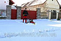 Лопата для снега снегоочиститель SP-800 Vari, фото 3