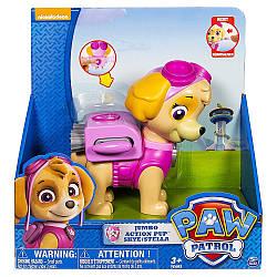 Интерактивная игрушка Скай Paw Patrol Jumbo Action Pup Toy