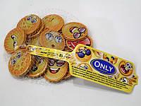 Шоколадные cмайлики ONLY 85 гр, фото 1