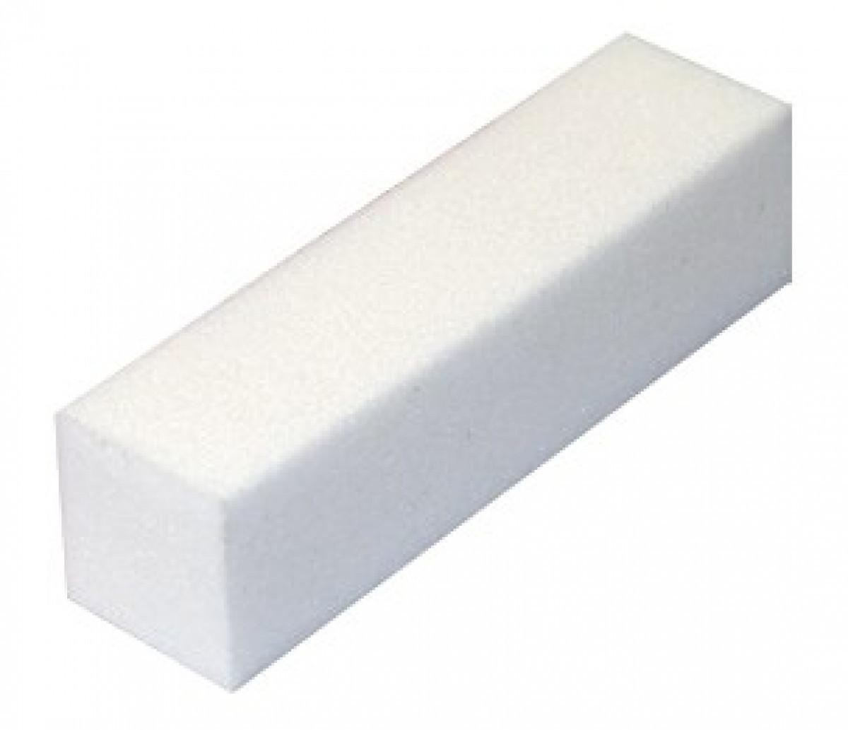 Баф для искусственных ногтей (Белый) 200 грит NP