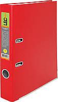 """Сегрегатор """"LEO"""" стандарт А4 5см L3500-06 красный, 1500г/м2"""