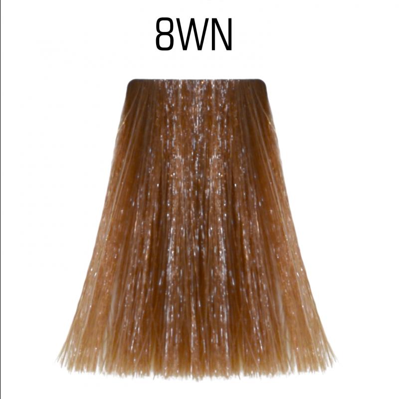 8WN (теплый светлый блондин натуральный) Тонирующая крем-краска для волос без аммиака Matrix Color Sync,90 ml
