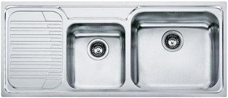 Мойка кухонная Franke GAX 621 полированная