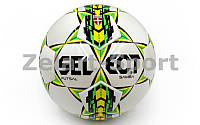 Мяч для футзала №4 Клееный-PU ST  SAMBA (белый)
