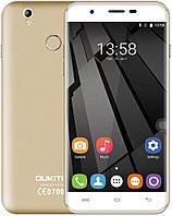 "OUKITEL U7 Plus gold  2/16 Gb,  5,5"", MT6737, 3G, 4G"