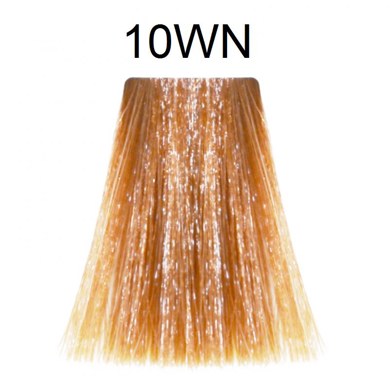 10WN (теплый очень-очень светлый блондин натуральный) Крем-краска для волос безаммиака Matrix Color Sync,90 ml
