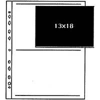 Файл для форматных пленок 13х18 см (5х7